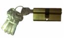 LINCE 32х32mm, /ямков ключ/, месинг