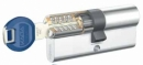 Патрон KABA System experT с ламела, размер 30/30, 5 ключа