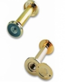 Шпионка SECUREMME DIAMANTE ø16 мм 40 - 70 мм 200˚, никел