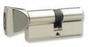 Секретна ключалка LOB WG54 с врътка 30/30mm, никел