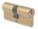 Секретна ключалка LOB WS52 30/30mm, месинг