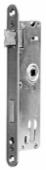 Брава вкопана METALPLAST ZZB-10 секретна за алуминиева дограма