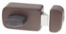 Брава допълнителна LOB TZ51 50mm с врътка, скосен език и месинго