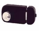 Брава допълнителна LOB TB52 50mm с две месингови секретни ключал