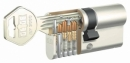 Двустранен патрон GEGE System AP3000 30/35,5, никел