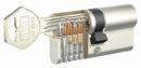 Двустранен патрон GEGE System AP3000 40/60, никел