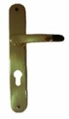 Дръжки за секретна брава M30 P.A.F. 90mm, месинг