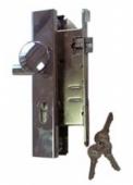 Комплект LOB Z95B-KU1 брава, секретна ключалка, дръжка