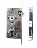 Брава секретна LOB 90/50mm, никел