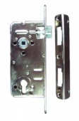 Брава секретна LOB 72/50mm, никел